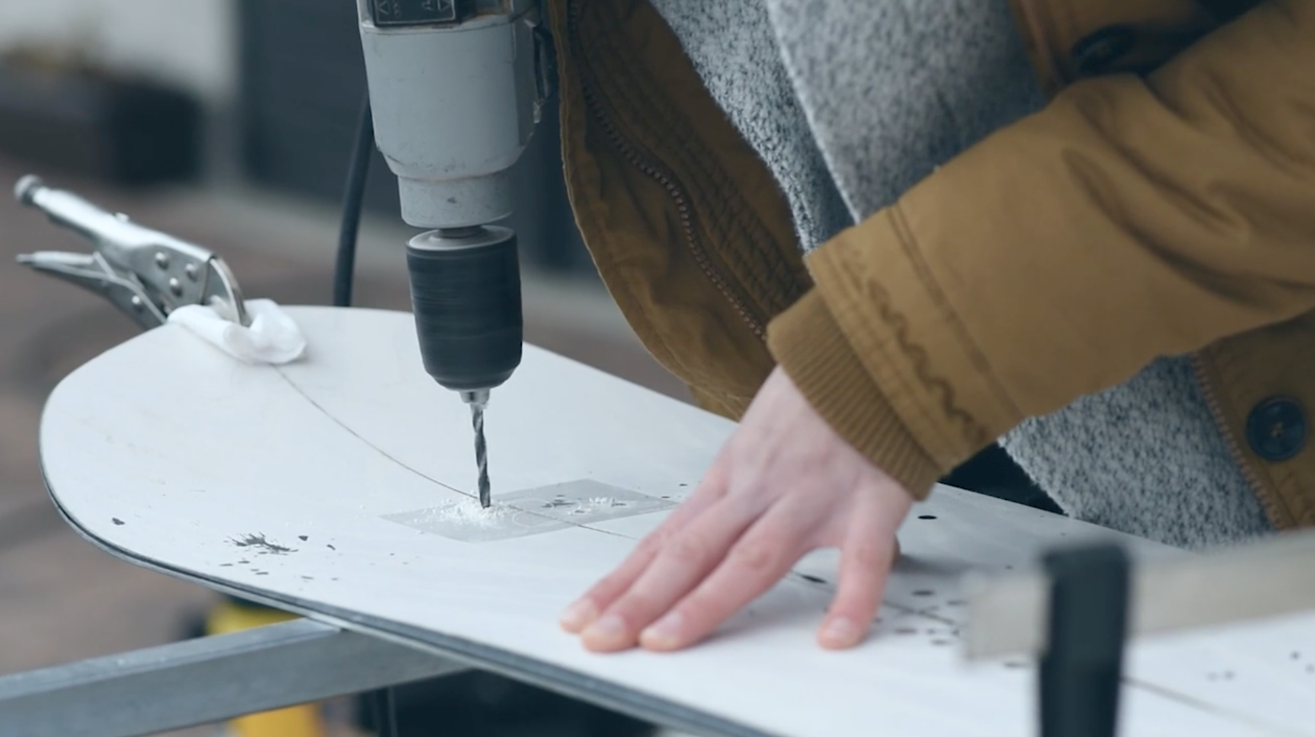 How to make yourown splitboard with the Voile DIY Split Kit