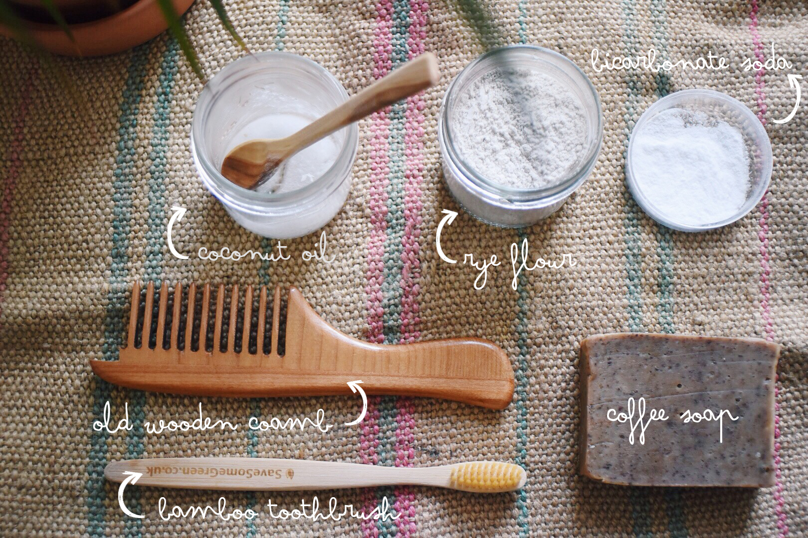 Simplifying my life: Zero waste toiletries