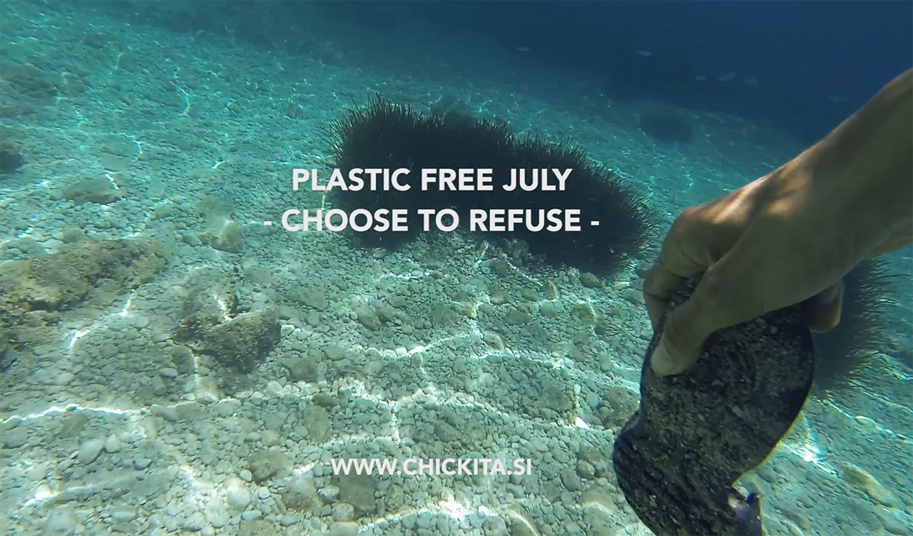 PLASTIC FREE JULY / How you can protect the oceans during your summer vacation
